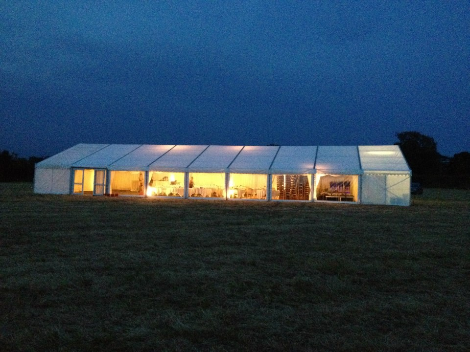 marquee hire in bradford on avon