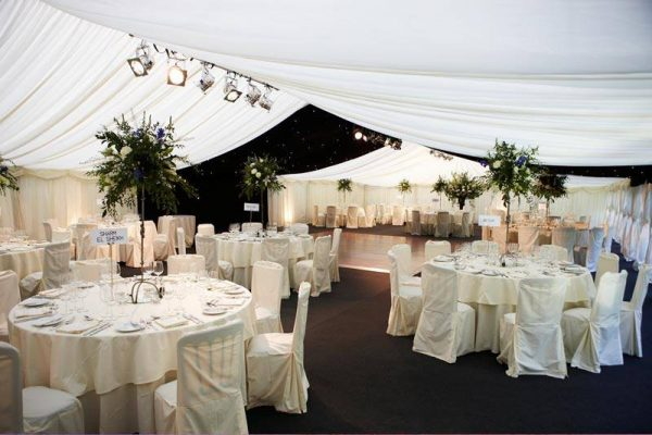 marquee hire in wells