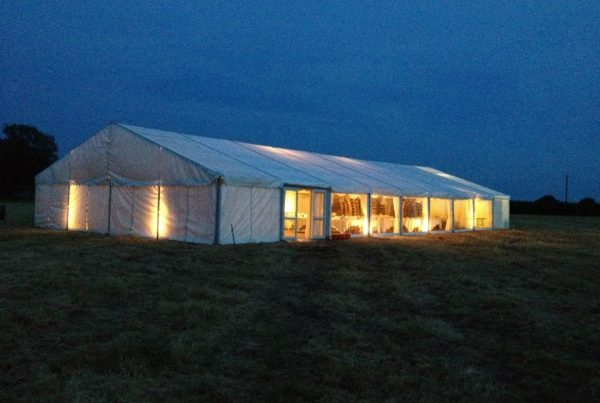 marquee hire in melksham