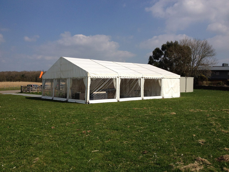 marquee hire in Westbury
