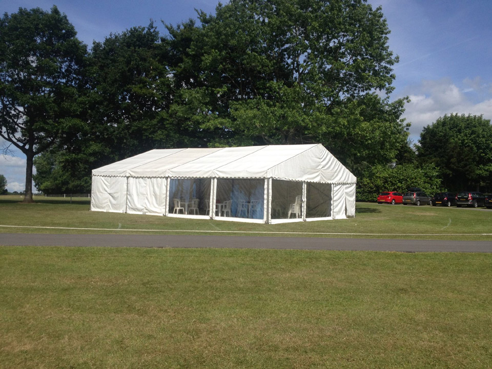 hiring a marquee in bristol