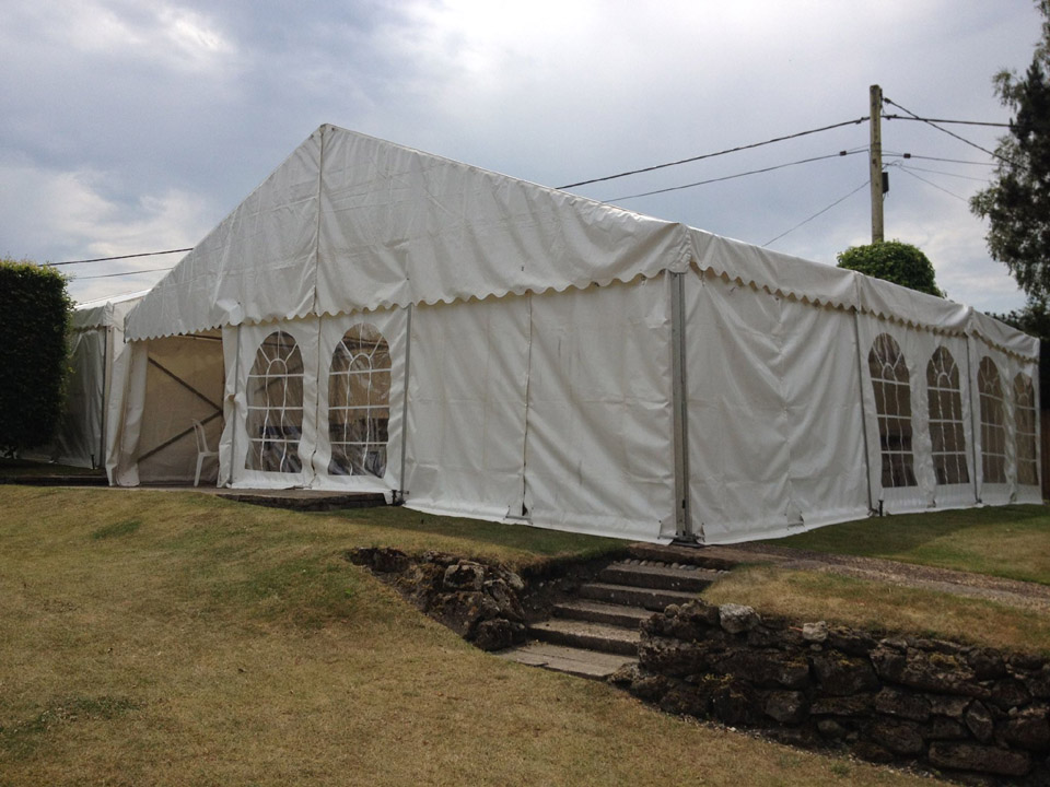 marquee hire in trowbridge
