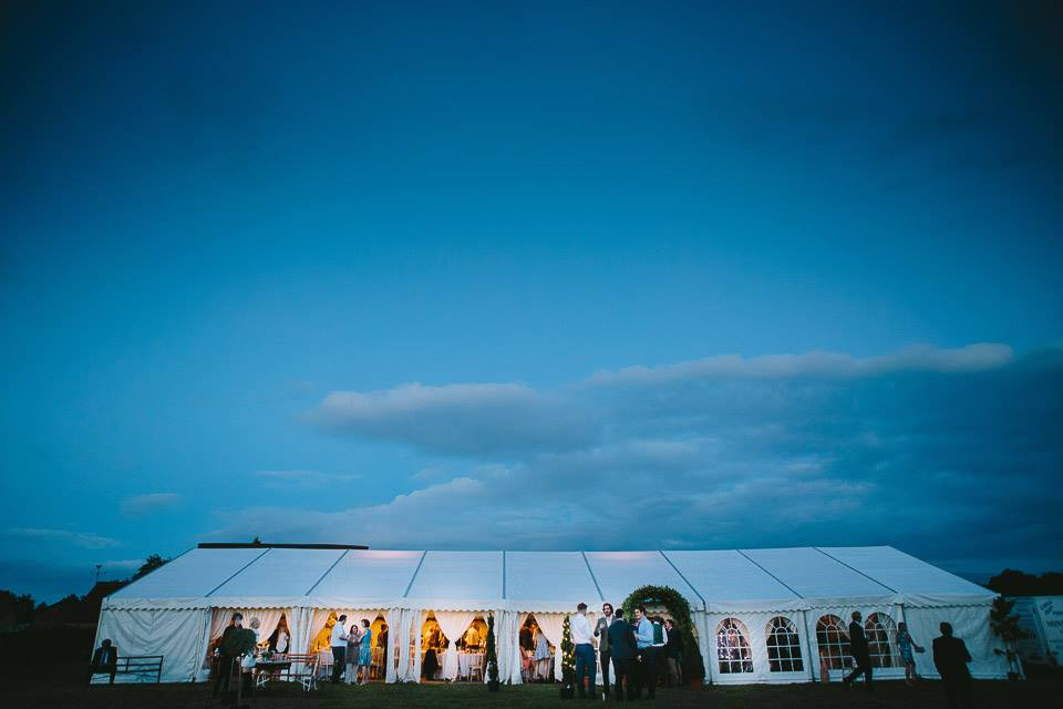 Wedding Marquee Hire in Wiltshire