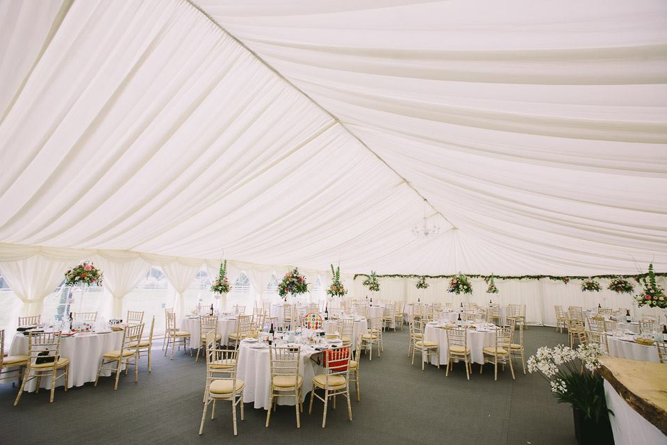 marquee hire services