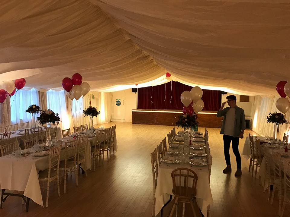 What Size of Marquee Dance Floor do I Need for my Event?