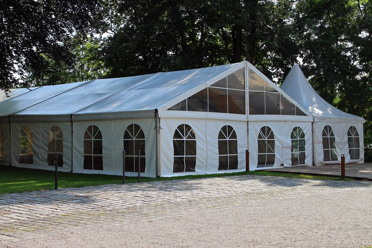 marquee hire in warminster