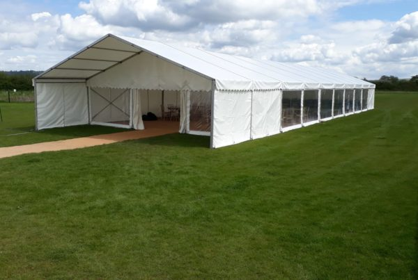marquees for Melksham